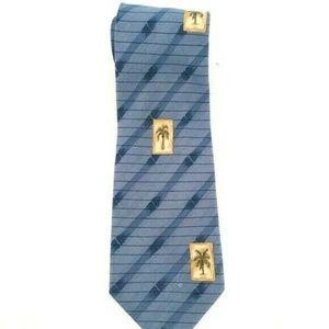 Tommy Bahama Silk Palm Tree Tie